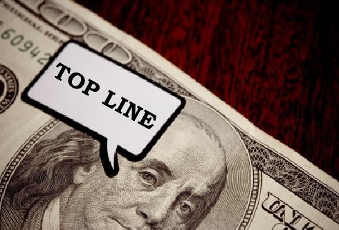Talking Money - Top Line