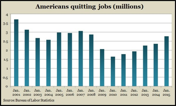 quits Jan 2015